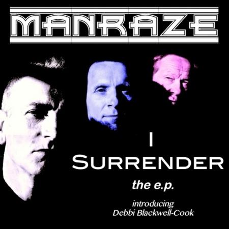 Manraze - I Surrender EP - promo pic - 2013