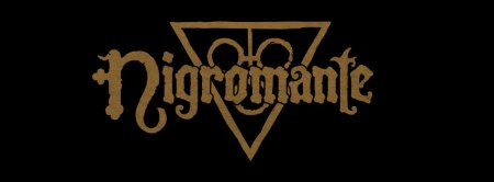 Nigromante - large band logo - 2013