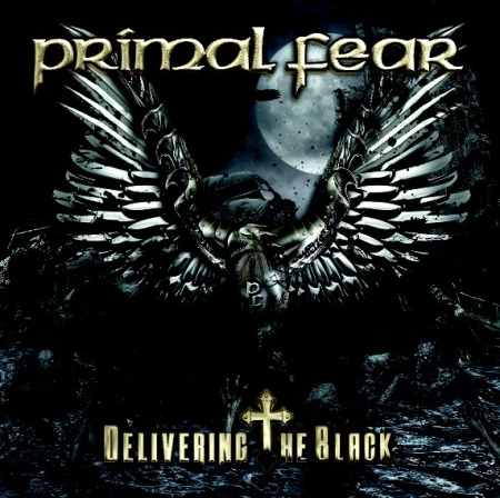 Primal Fear - Delivering The Black - promo cover pic - 2013