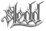Sledd - band logo - 2013