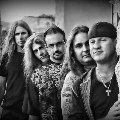 Sledd - promo band pic - #337 - 2013 - B&W