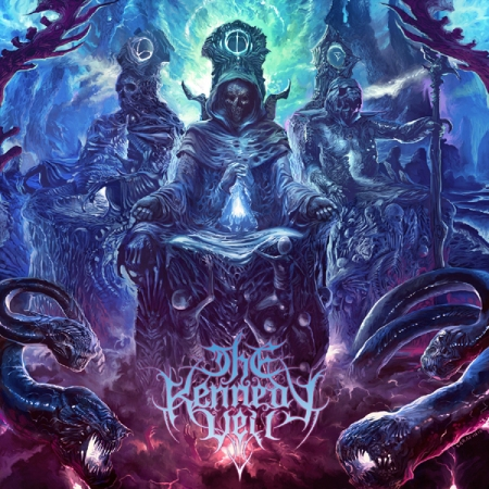 The Kennedy Veil - The Trinity Of Falsehood - promo album pic - 2013