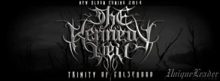 The Kennedy Veil - Trinity Of Falsehood - promo banner - 2013