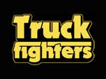 Truckfighters - band logo - yellow & black - 2013