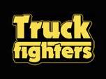 Truckfighters - band logo - yellow & black - 2013