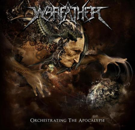 Warfather - Orchestrating the apocalypse - promo cover pic - 2013