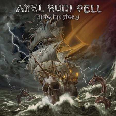 Axel Rudi Pell - Into The Storm - promo cover pic - 2014