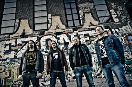 Bombs Of Hades - promo group pic - #665 - 2013