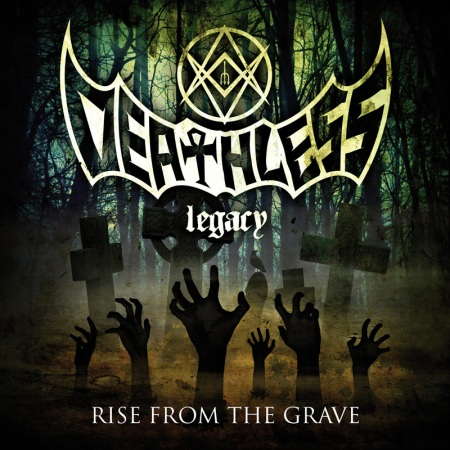Deathless Legacy - Rise From The Grave - promo album pic - 2013