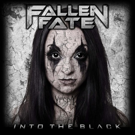 Fallen Fate - Into The Dark - promo cover pic - 2013