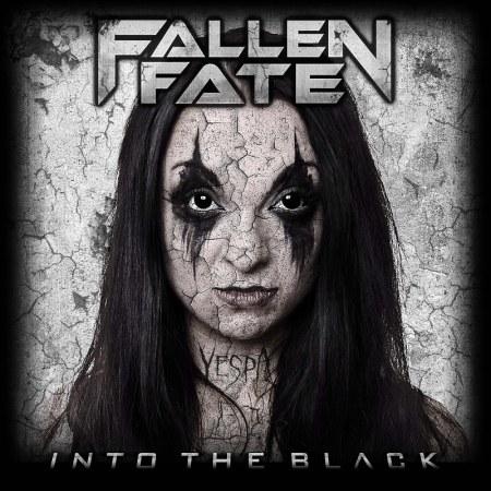 Fallen Fate - Into The Dark - promo cover pic - 2013