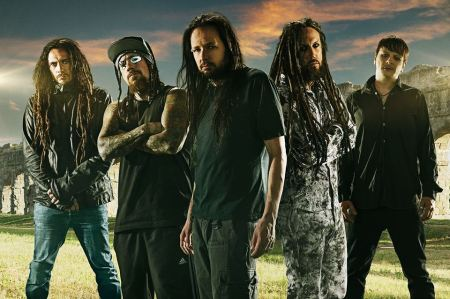 Korn - publicity band pic - #112 - 2013