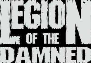 Legion Of The Damned - large band logo - #550 - 2013