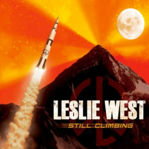Leslie West - Still Climbine - promo cover pic - 2013