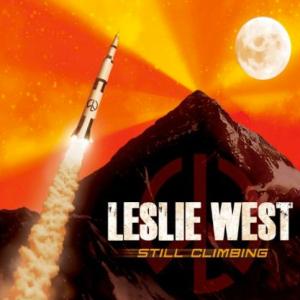 Leslie West - Still Climbine - promo cover pic - 2013