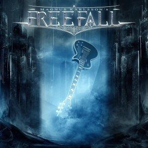 Magnus Karlsson - Free Fall - promo cover pic - 2013