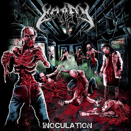 Morfin - Inoculation - promo cover pic - 2013
