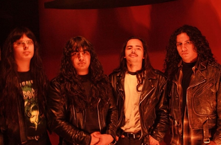 Morfin - promo band pic - #599 - 2013