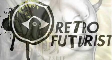 Retro Futurist Records - promo banner - 2013 - #334