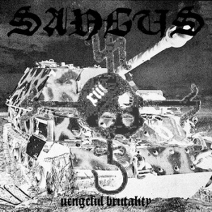 Sangus - Vengeful Brutality - promo cover pic