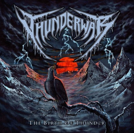 Thunderwar - The Birth Of Thunder - promo cover pic - 2013