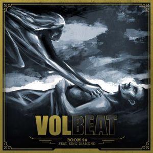 Volbeat - Room 24 - king diamond - promo single cover pic - 2013