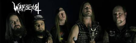 Warbeast - promo band pic - #101 - 2013