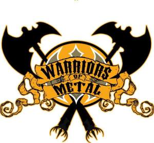 Warriors Of Metal - Festival Logo - 2014