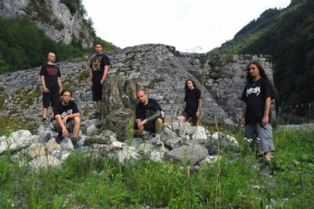 Arsebreed - promo band pic - #2094 - 2014