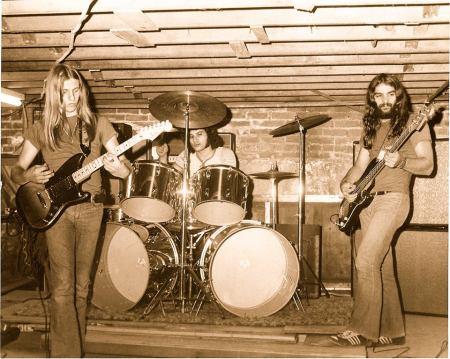Bang - band promo pic - circa early 70s - #160