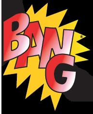 Bang Classic Band Logo - 2014 - #550