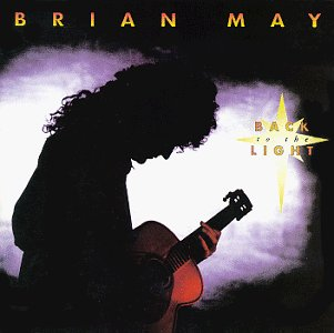 Brian May - Back To The Light - promo cover pic - 2014