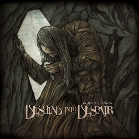 descend into despair - the bearer of all storms - promo cover pic - 2014