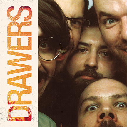 Drawers - promo s:t album cover pic - 2014