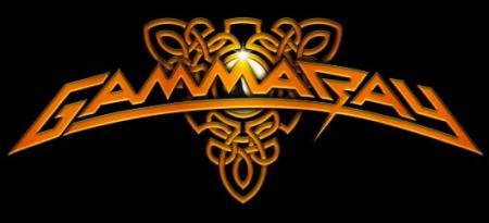 Gamma Ray - Classic Band Logo - auburn color - 2014