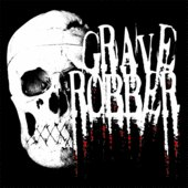 Grave Robber - band logo - 2013 - small