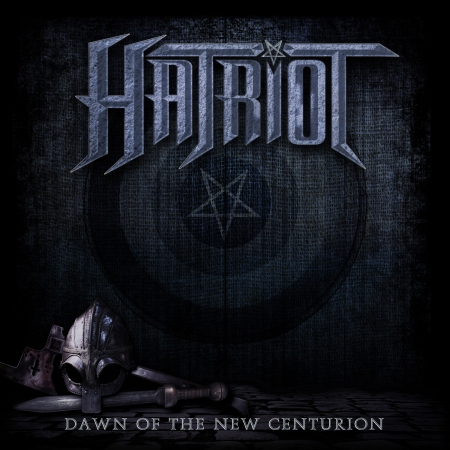 Hatriot - Dawn Of The New Centurion - promo cover pic