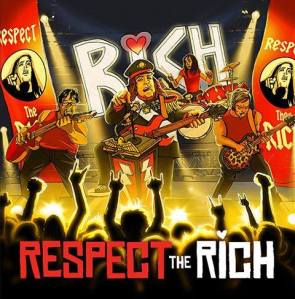 I Love Rich - Respect The Rich - promo cover pic - 2014