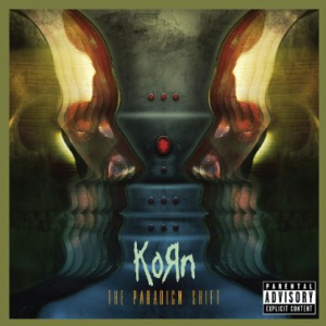 Korn - The Paradigm Shift - promo cover pic - 2013
