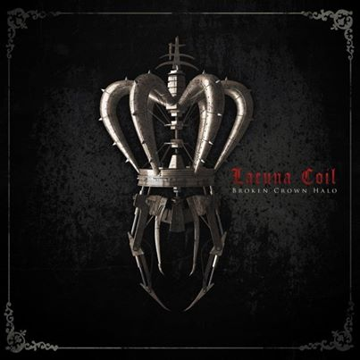 Lacuna Coil - Broken Crown Halo - promo cover pic - 2014