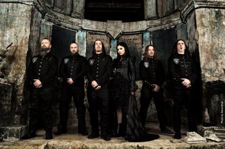 Lacuna Coil - promo band pic - #4499 - 2014