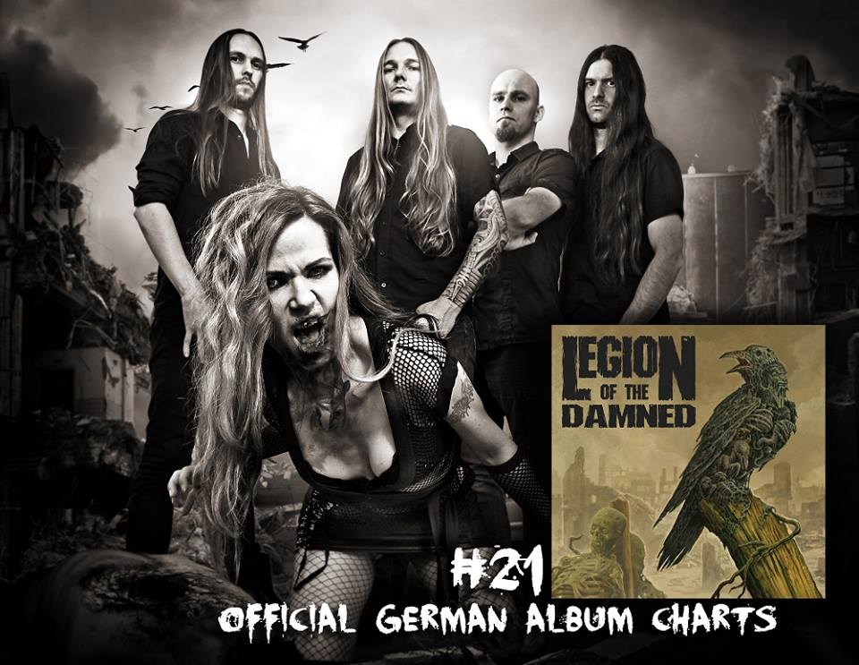 legion of the damned | Metal Odyssey > Heavy Metal Music Blog