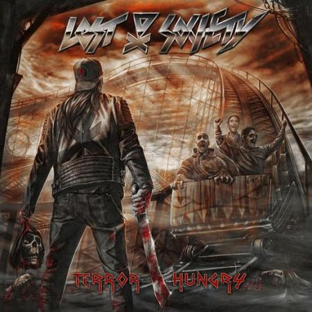 Lost Society - Terror Hungry - promo cover pic - 2014