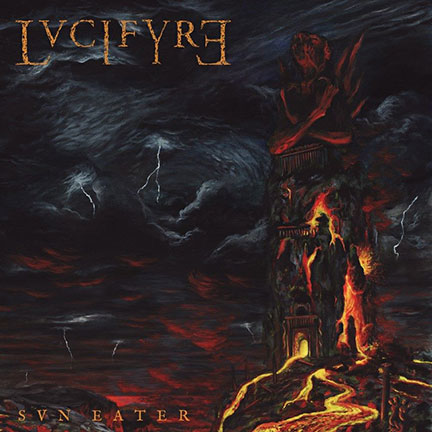 Lvcifyre - Svn Eater - promo cover pic!