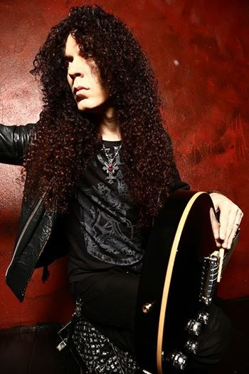 Marty Friedman - publicity pic - #5580 - 2014