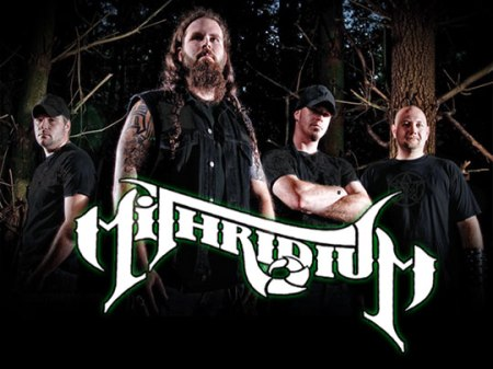 Mithridium - promo band pic and logo - 2014 - #0989