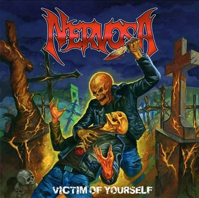 Nervosa - Victim Of Yourself - promo album pic - 2014