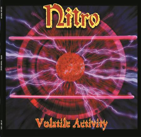 Nitro - Volatile Activity - promo LP