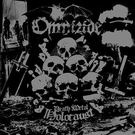 Omnizide - Death Metal Holocaust - promo cover pic