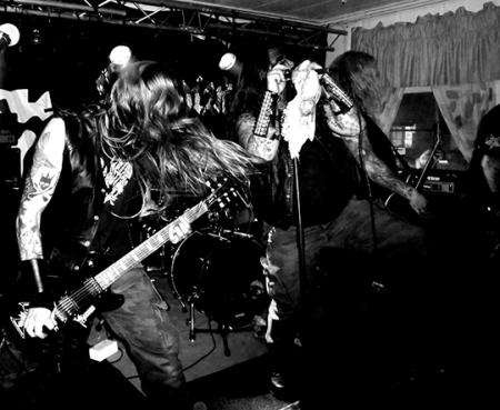 Omnizide - promo band pic - #3998 - B&W - 2014